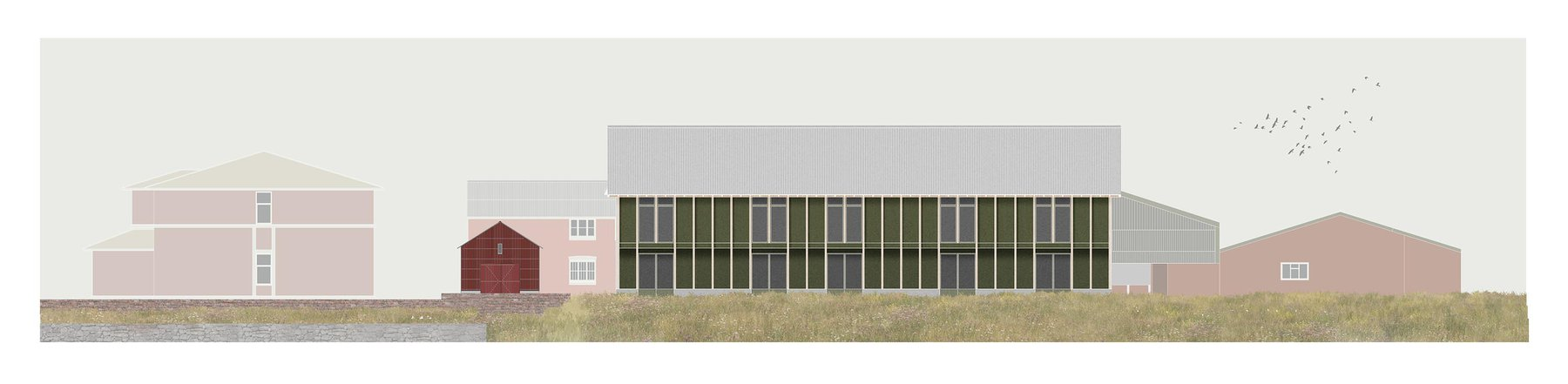 Group A, Proposed West Elevation.jpg