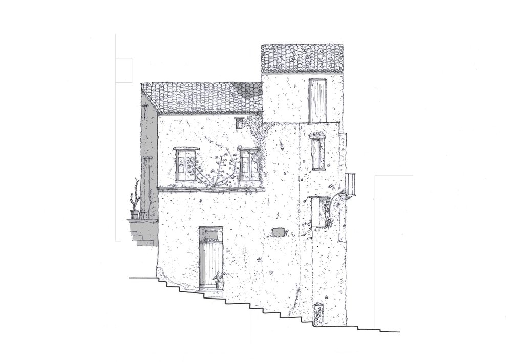 Harry_Breeden_Alterations_-Belmonte.pdf-Caption_-Existing-Detail-of-West-Elevation_.jpg
