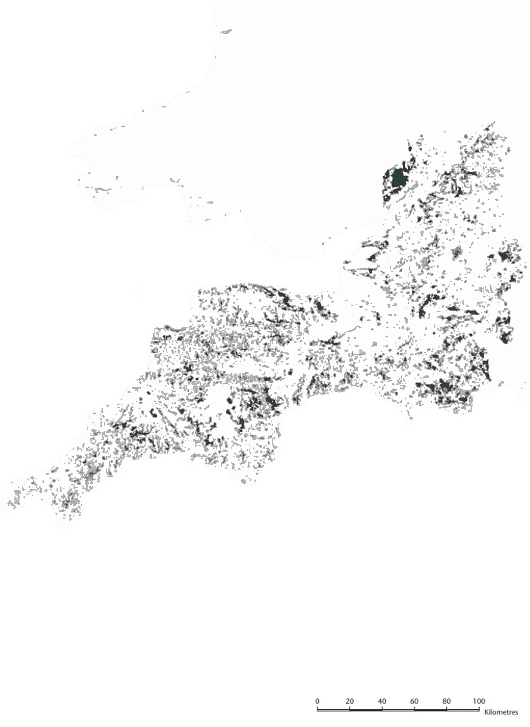 Mariam Shirley, Woodland Distribution in South West England.jpg