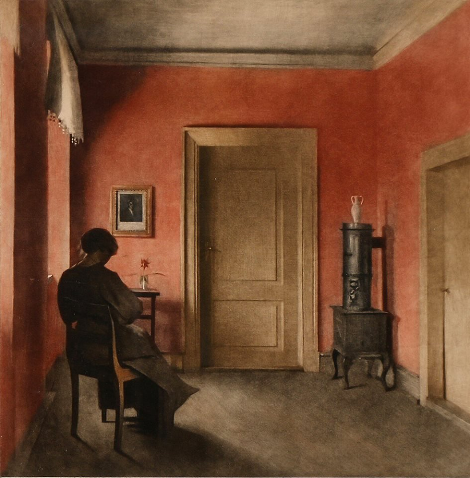 Woman Seated, Peter Ilsted, 1915.jpeg